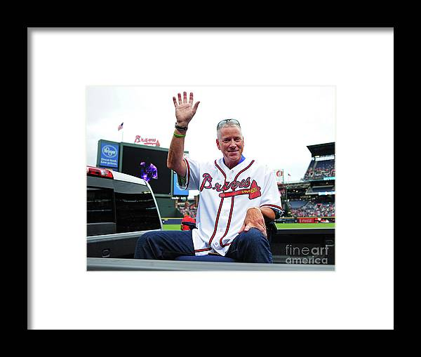 Atlanta Framed Print featuring the photograph Tom Turner by Scott Cunningham