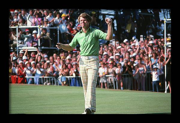 Tom Watson by Colorsport
