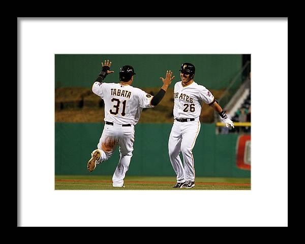 Tony Sanchez Framed Print featuring the photograph Tony Sanchez by Justin K. Aller