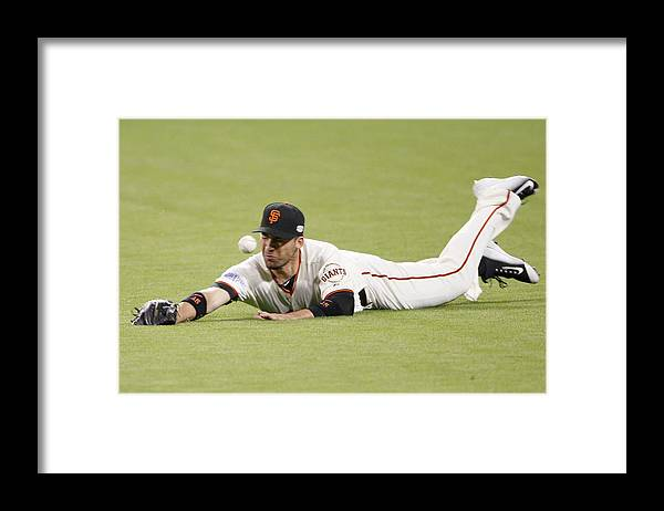 Travis Ishikawa Framed Print featuring the photograph Travis Ishikawa by Thearon W. Henderson