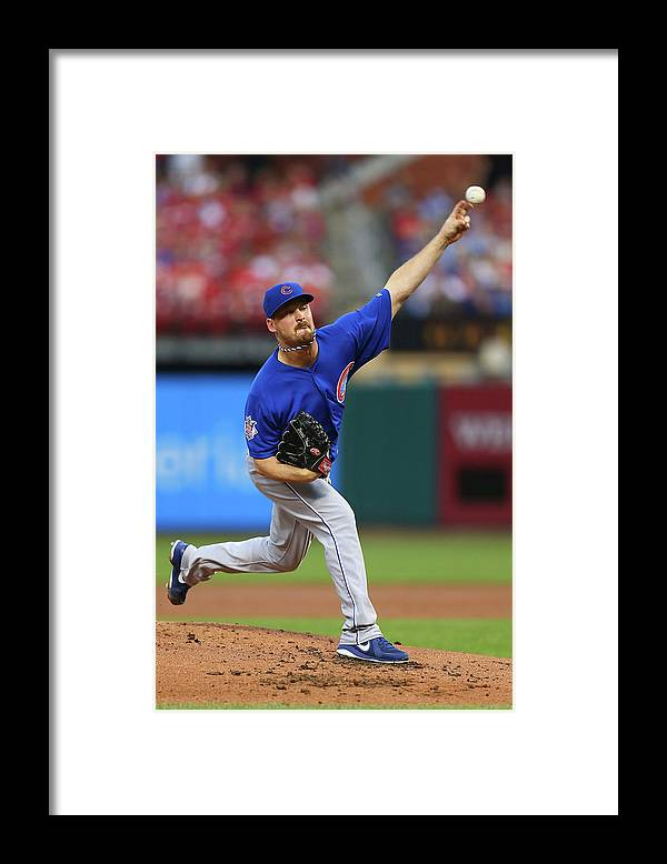 St. Louis Framed Print featuring the photograph Travis Wood by Dilip Vishwanat