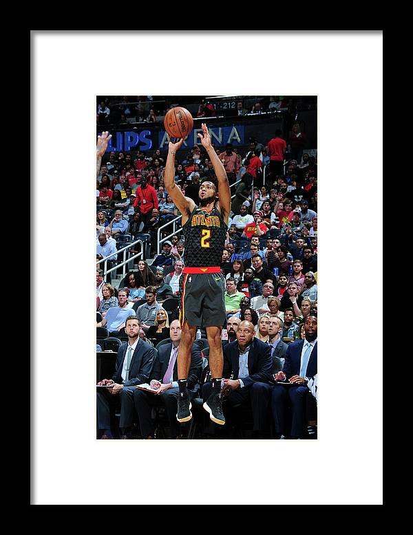 Atlanta Framed Print featuring the photograph Tyler Dorsey by Scott Cunningham