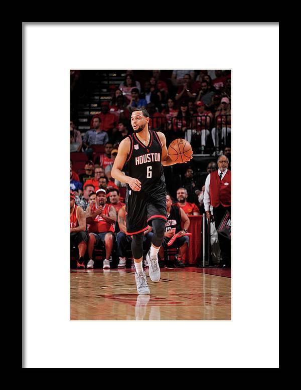 Nba Pro Basketball Framed Print featuring the photograph Tyler Ennis by Bill Baptist