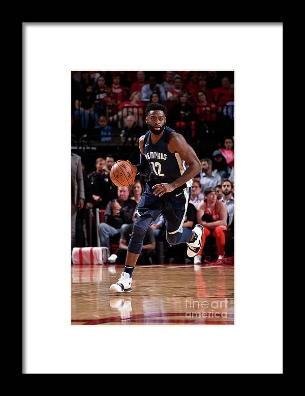 Nba Pro Basketball Framed Print featuring the photograph Tyreke Evans by Bill Baptist