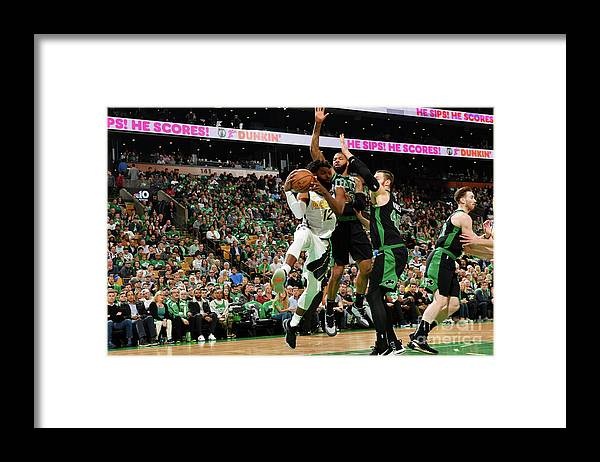 Playoffs Framed Print featuring the photograph Tyreke Evans by Jesse D. Garrabrant