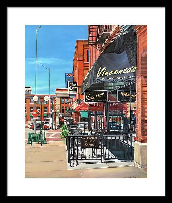 Vincenzo's by Katrina Swanson