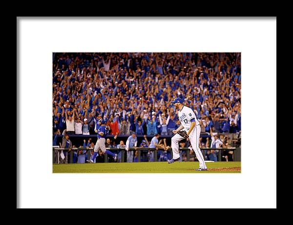 People Framed Print featuring the photograph Wade Davis by Jamie Squire