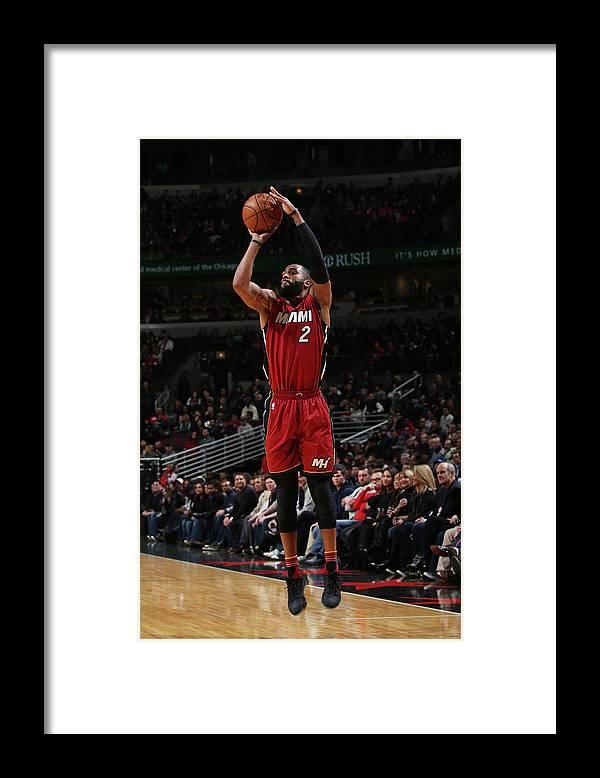 Nba Pro Basketball Framed Print featuring the photograph Wayne Ellington by Gary Dineen