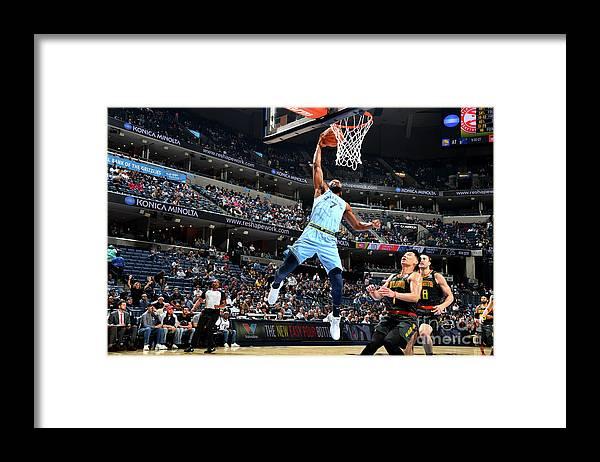 Nba Pro Basketball Framed Print featuring the photograph Wayne Selden by Scott Cunningham