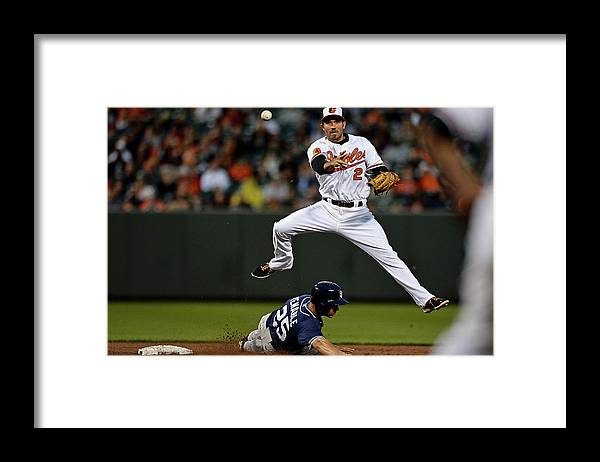 Double Play Framed Print featuring the photograph Wills by Patrick Smith