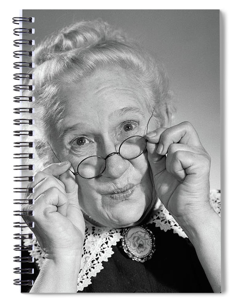 the notebook old lady