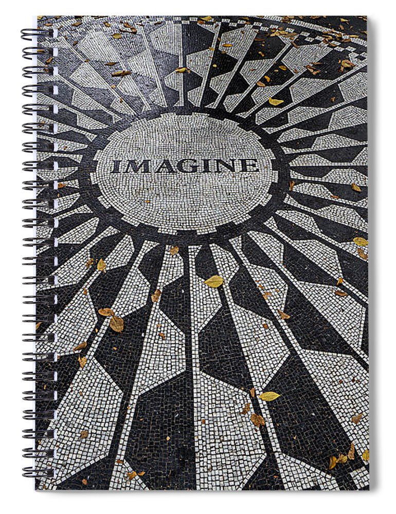 Just Imagine Spiral Notebook featuring the photograph Just Imagine by Garry Gay