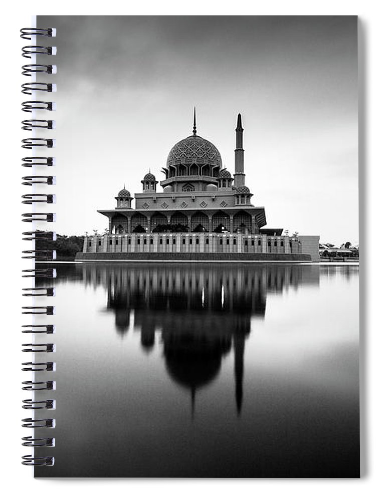 Tranquility Spiral Notebook featuring the photograph Peace by I Shoot And I Share