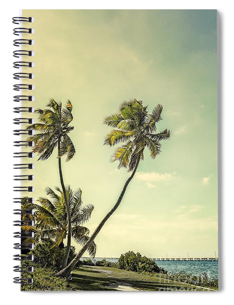 Kremsdorf Spiral Notebook featuring the photograph Piece Of Heaven by Evelina Kremsdorf