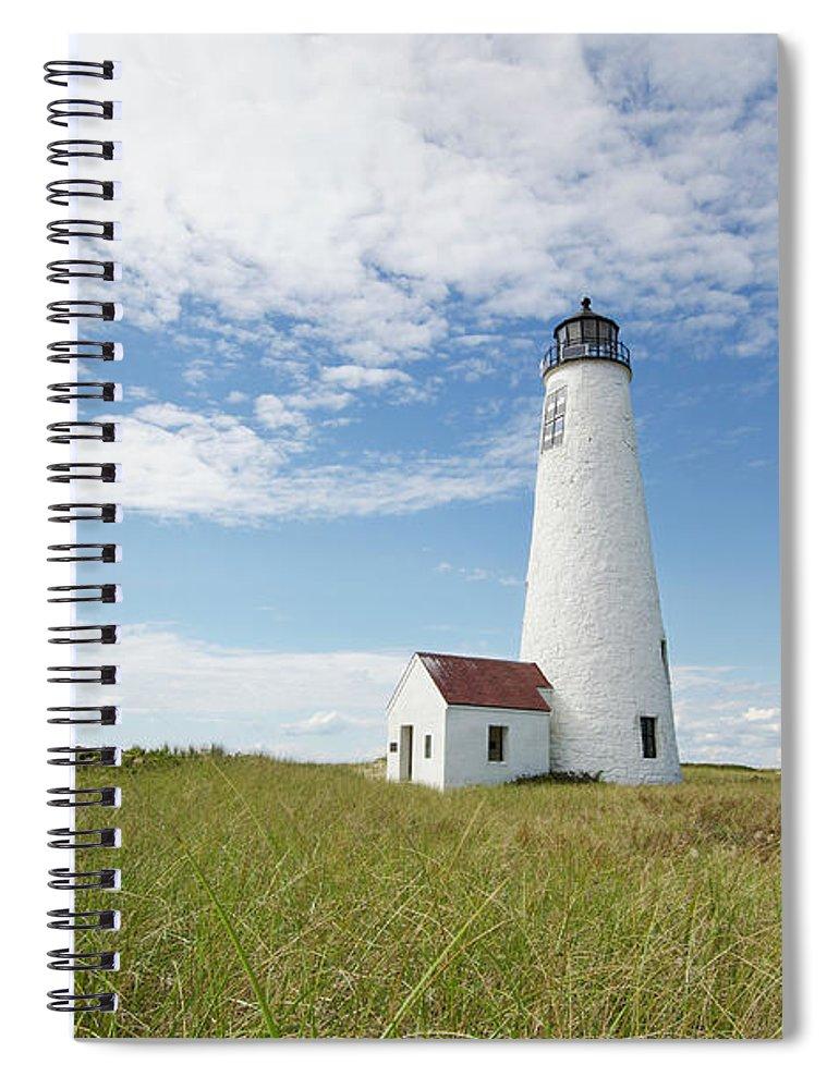 Tranquility Spiral Notebook featuring the photograph Usa, Massachusetts, Nantucket Island by Tetra Images - Chris Hackett