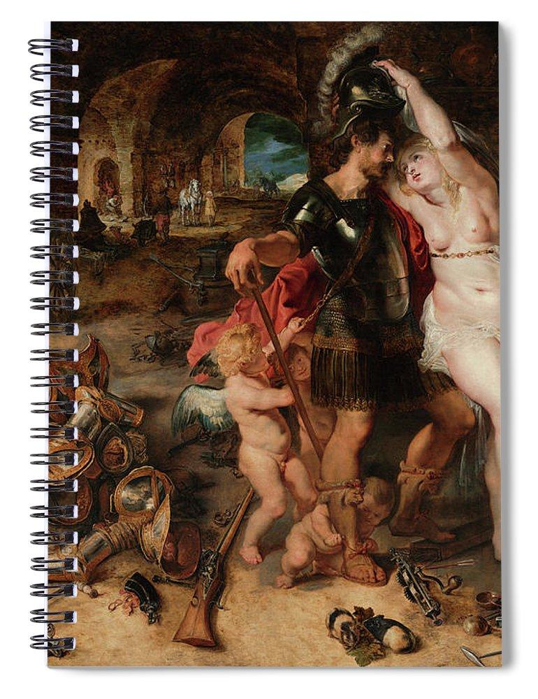 Venus Wars Notebook