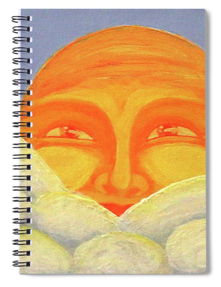 Celestial 2016 #2 Spiral Notebook