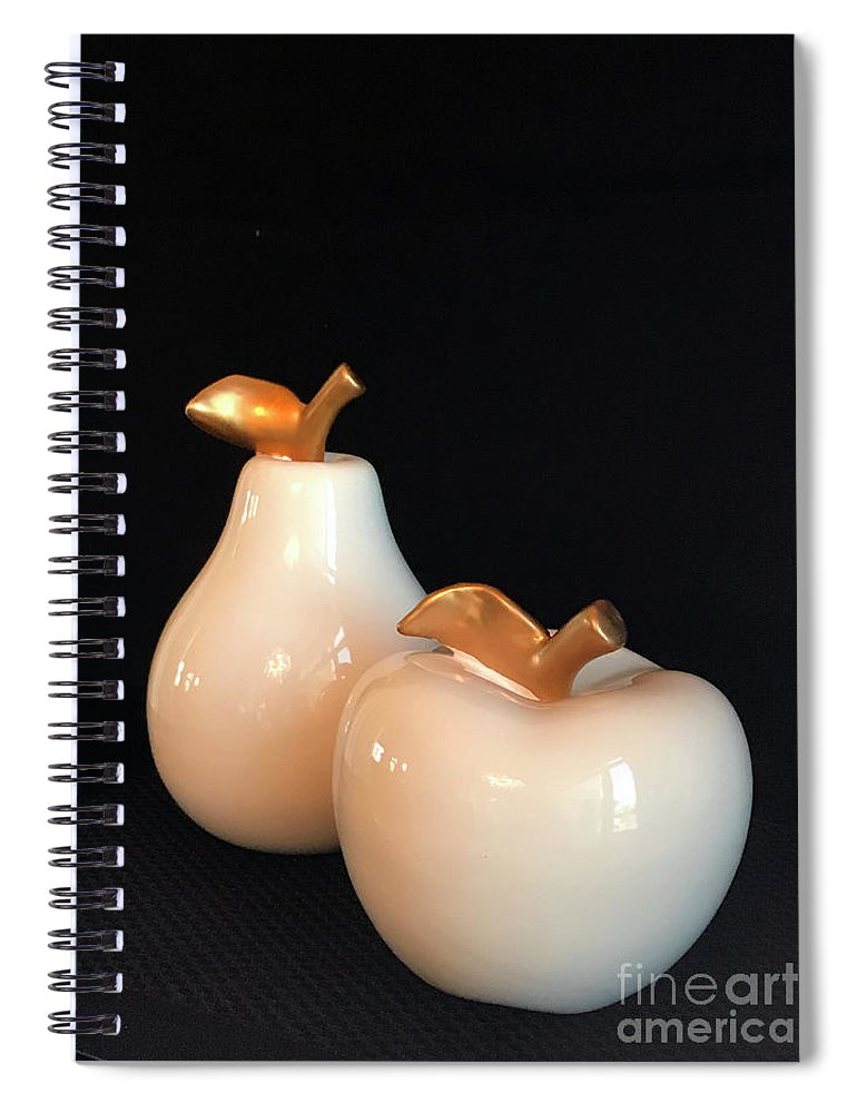 Still Life Spiral Notebook featuring the photograph Simply Simple by Rick Locke