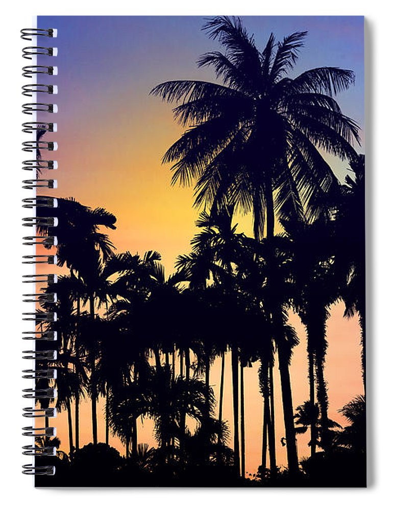 Thailand Spiral Notebook featuring the photograph Thailand by Mark Ashkenazi