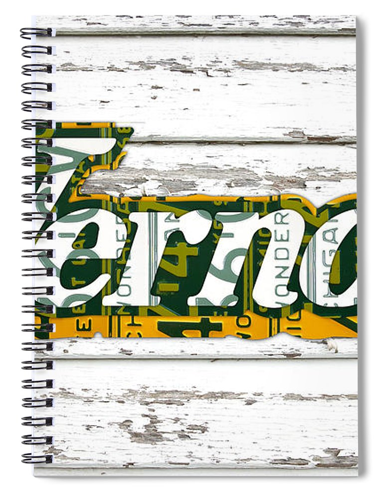 Vernors Beverage Company Recycled Michigan License Plate Art On ...
