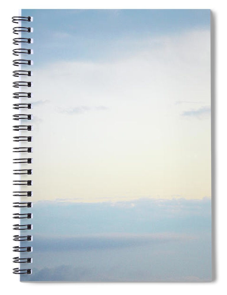 Outdoors Spiral Notebook featuring the photograph Portland Head Lighthouse At Sunrise by Thomas Northcut