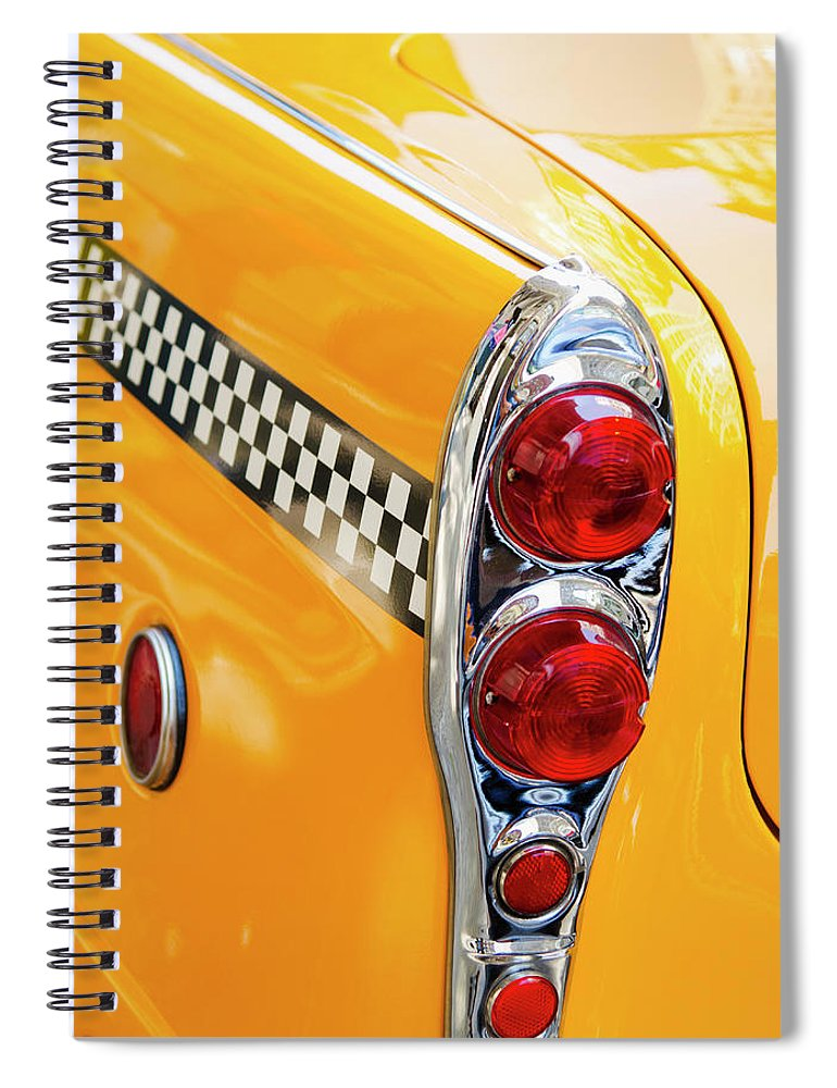 Outdoors Spiral Notebook featuring the photograph Usa, New York State, New York City by Tetra Images