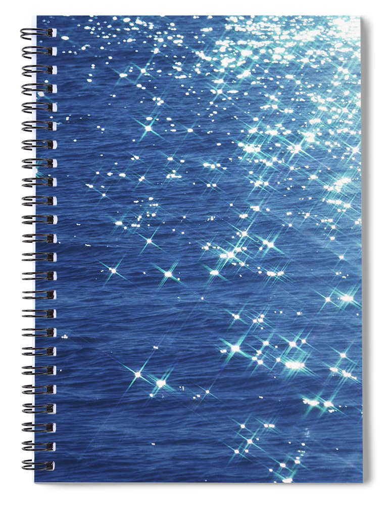 Outdoors Spiral Notebook featuring the photograph Brightness by Ooyoo