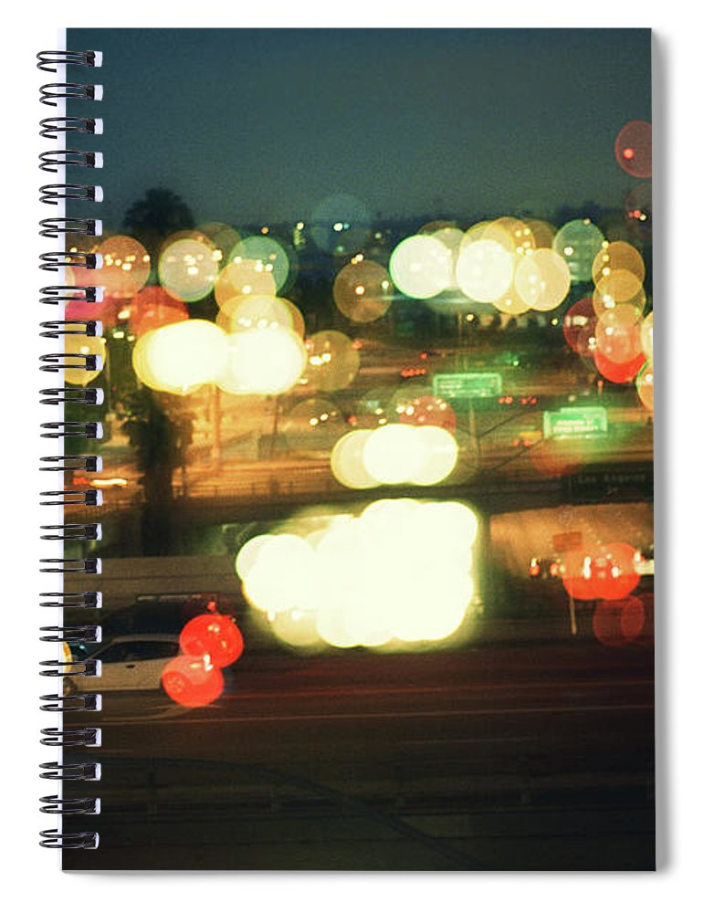 Outdoors Spiral Notebook featuring the photograph But You Belong To The World by By Jimmay Bones