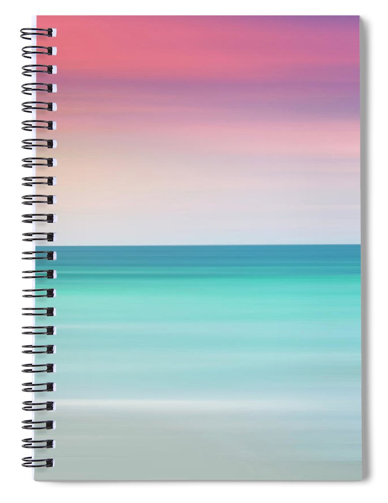 Quindalup Spiral Notebook featuring the photograph Hopes And Dreams by Az Jackson