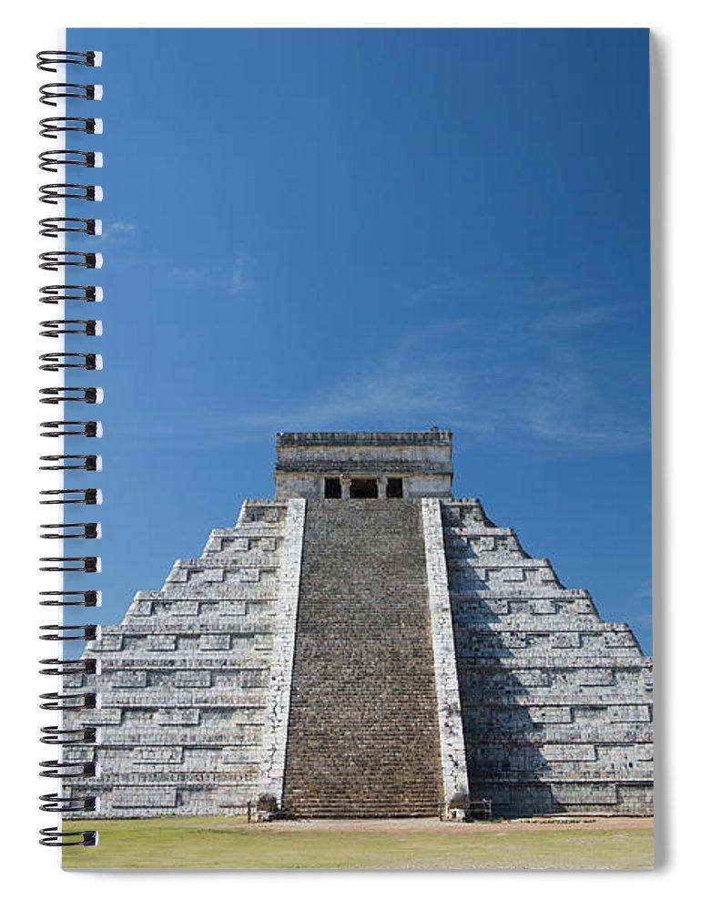 Latin America Spiral Notebook featuring the photograph Mexico, Yucatan Peninsula, Yucatan by Adam Crowley