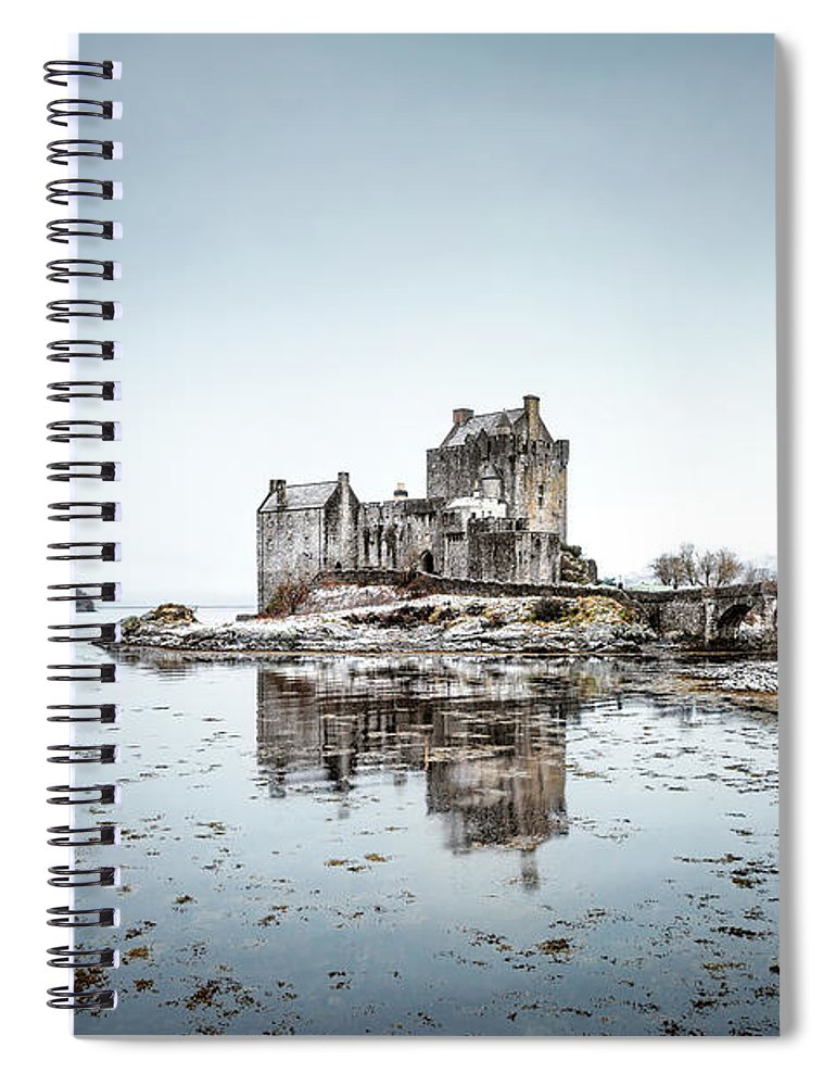 Kremsdorf Spiral Notebook featuring the photograph Carry Me Away by Evelina Kremsdorf