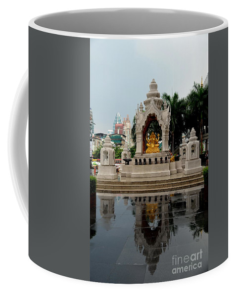 Michelle Meenawong Coffee Mug featuring the photograph After Rain by Michelle Meenawong