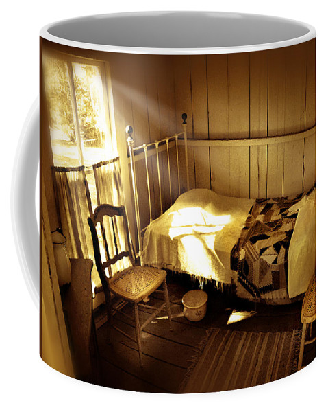 Bedroom Coffee Mug featuring the photograph Dreams by Mal Bray