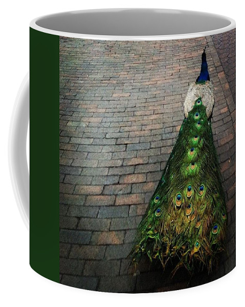Philadelphia Coffee Mug featuring the photograph Happy by Katie Cupcakes