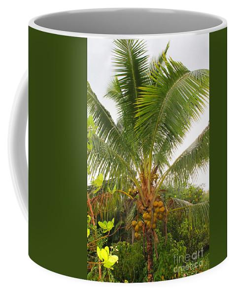 Jamaica Coffee Mug featuring the photograph Westmoreland Jamaica 4 by Debbie Levene