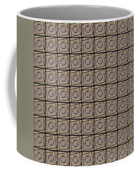 Abstract Coffee Mug featuring the digital art 0811 Abstract Thought by Chowdary V Arikatla