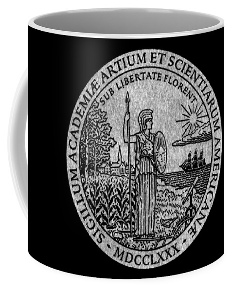 18th Century Coffee Mug featuring the painting Academy Of Arts & Sciences by Granger