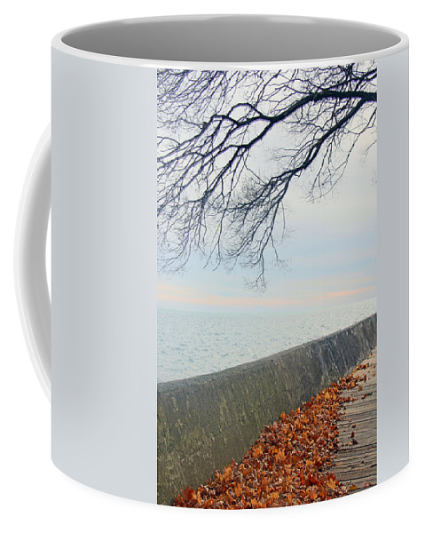 Centre Island Coffee Mug featuring the photograph After The Storm by Munir Alawi