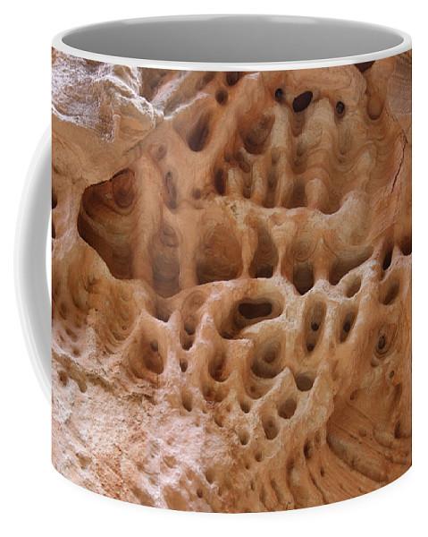 Elements Coffee Mug featuring the photograph Ancient Design by Aidan Moran