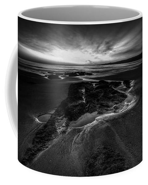Beach Coffee Mug featuring the photograph Beach 24 by Ingrid Smith-Johnsen