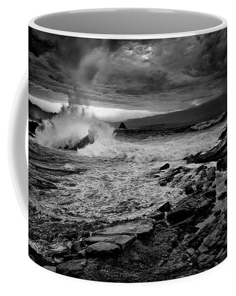 Beach Coffee Mug featuring the photograph Beach 30 by Ingrid Smith-Johnsen