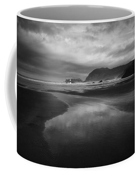 Beach Coffee Mug featuring the photograph Beach 34 by Ingrid Smith-Johnsen