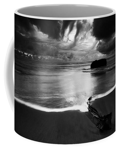 Beach Coffee Mug featuring the photograph Beach 36 by Ingrid Smith-Johnsen