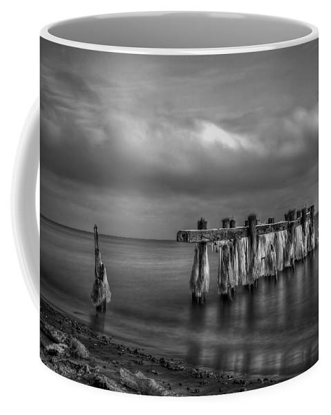 Beach Coffee Mug featuring the photograph Beach 19 by Ingrid Smith-Johnsen