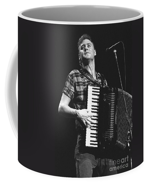 Singer Coffee Mug featuring the photograph Bruce Hornsby by Concert Photos