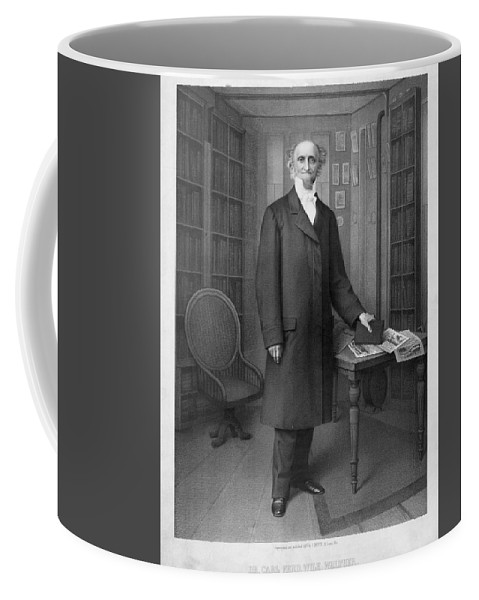 19th Century Coffee Mug featuring the painting C by Granger