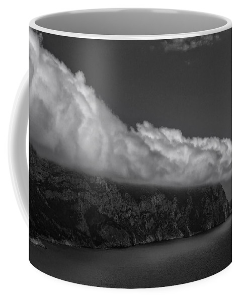 Bay Coffee Mug featuring the photograph Coast 11 by Ingrid Smith-Johnsen