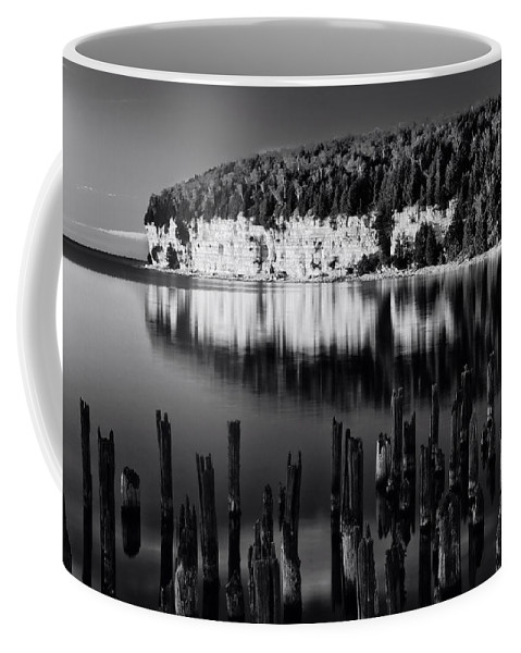 Bay Coffee Mug featuring the photograph Coast 26 by Ingrid Smith-Johnsen