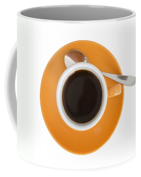 Coffee Coffee Mug featuring the photograph Cup Of Coffee by Chevy Fleet