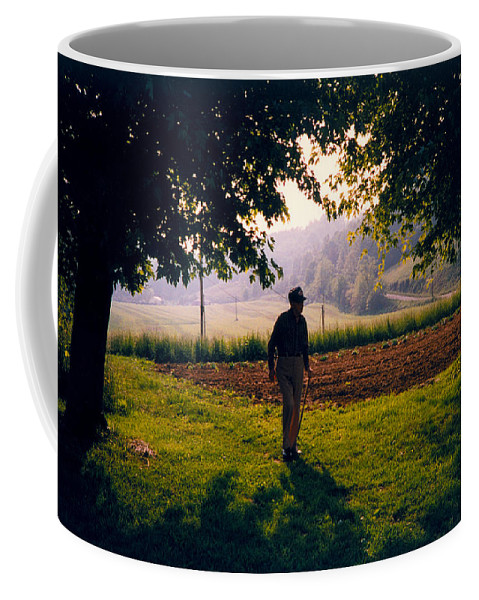 Stacy Coffee Mug featuring the photograph Day Is Done by Douglas Barnett